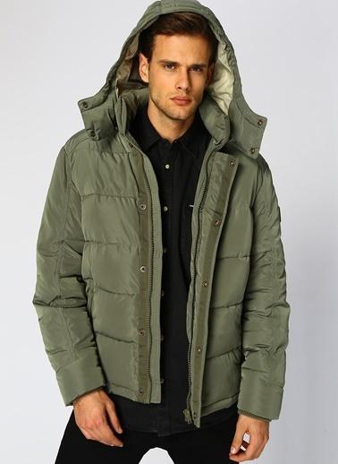 Lee&Wrangler Ceket Yeşil